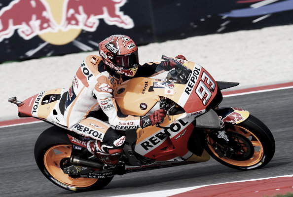 Marquez claimed a worthy fourth position | Photo: Mirco Lazzari gp/Getty Images