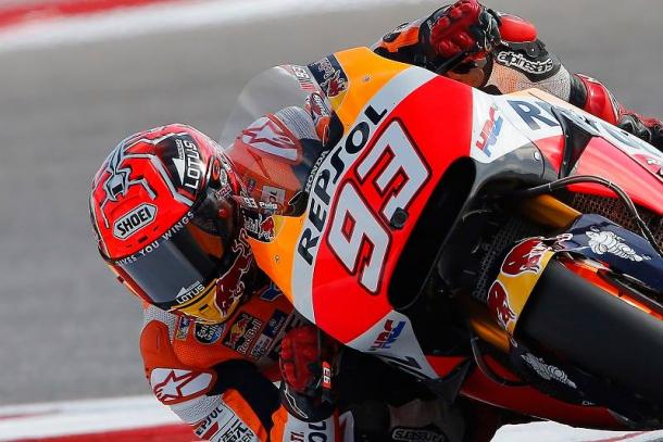 Perfect race from Marc Marquez | Photo: Box Repsol