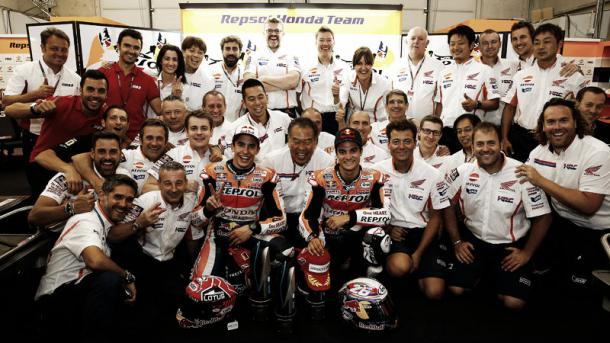 Honda have taken first and second place the past two years| Photo: www.vroom-magazine.com