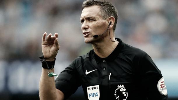 Andre Marriner será el árbitro del partido./ Foto: Premier League