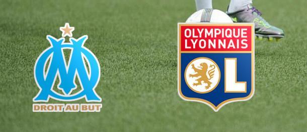 Logos del Marsella y el Lyon / Fuente: Lyon
