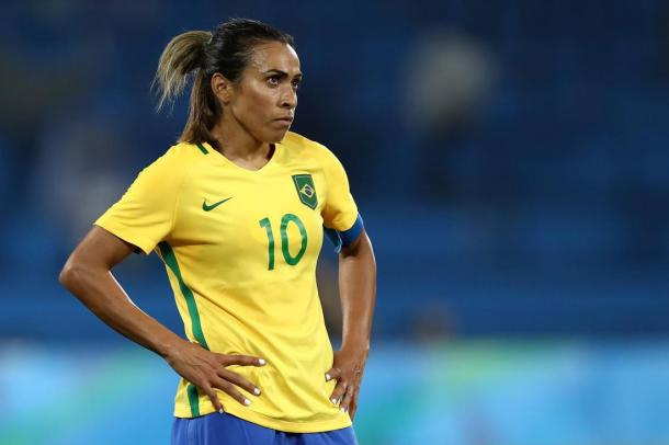 Can Marta lift her team after a couple of stale displays? (Photo: Buda Mendes/Getty Images)