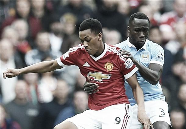 Martial could cause Sagna problems | Photo: Getty