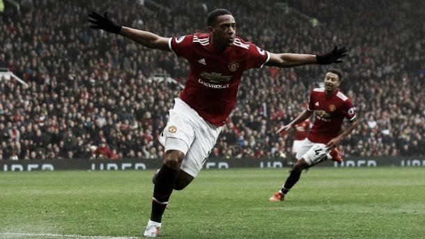 Anthony Martial será el jugador a seguir por parte del United./ Foto: Premier League