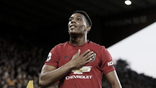 Martial./ Foto: Premier League