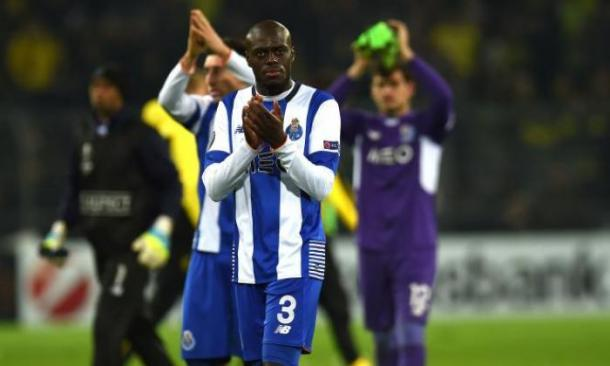 Martins Indi in action for Porto