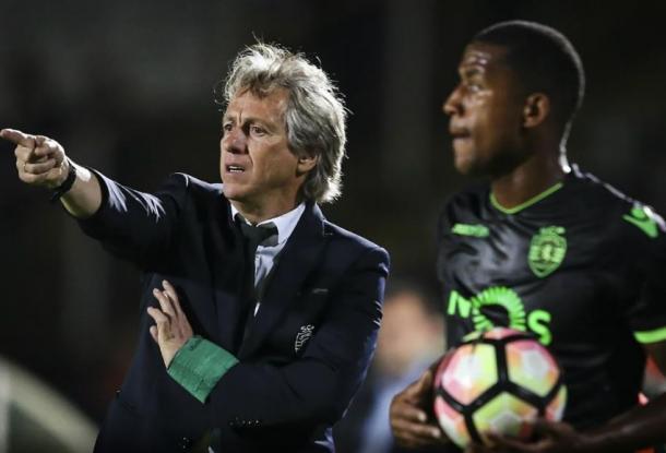 Marvin está fora das contas do Derby com o Benfica