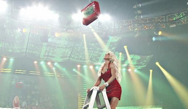 Will we see a female Money in the Bank? Photo- Inquistr.com