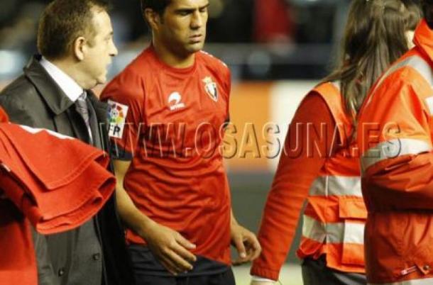 Masoud / Foto: Osasuna.es