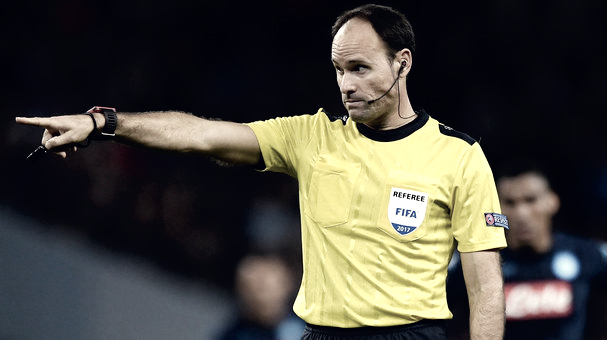 Mateu Lahoz será el árbitro   Foto: UEFA