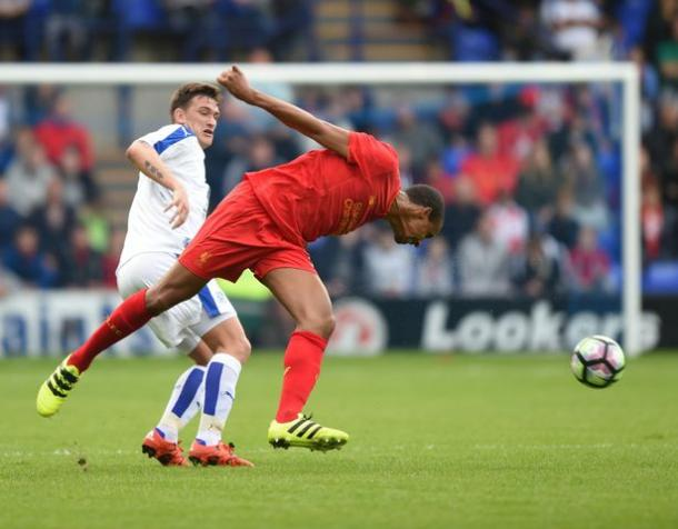 Joel Matip will likely step in for Sakho (photo; LivEcho)