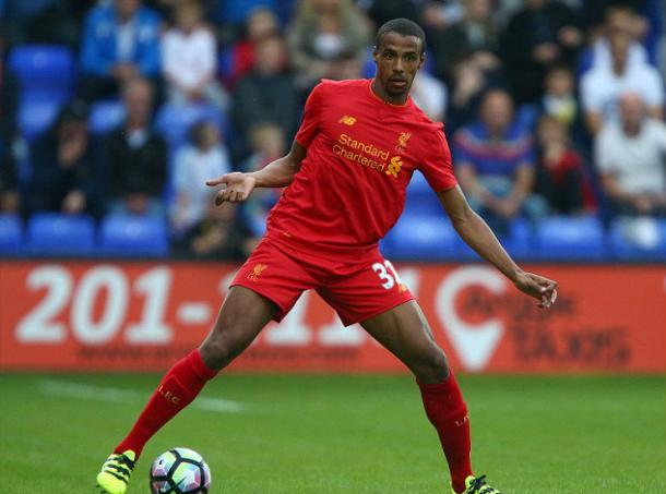 It's Matip's comfort on the ball that coukd see him thrust into Liverpool's first XI | Photo: Getty