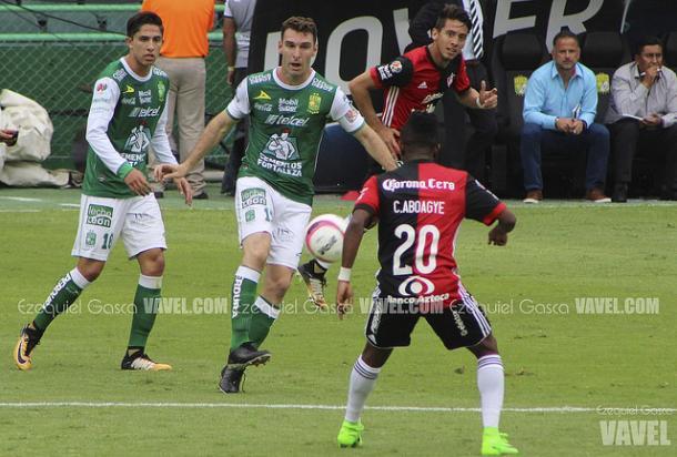 León, con paso perfecto en la Copa Corona MX