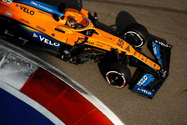 Foto: Twitter McLaren F1