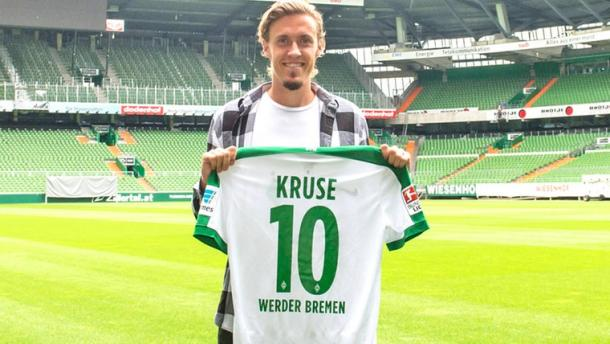 Max Kruse has returned. | Photo: MDR