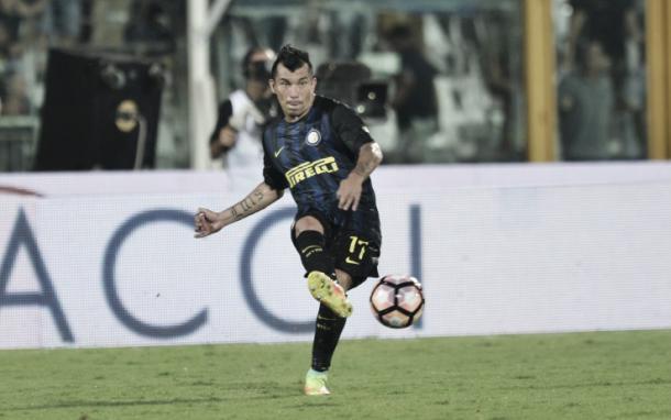 Medel in campo con l'Inter | Lapresse