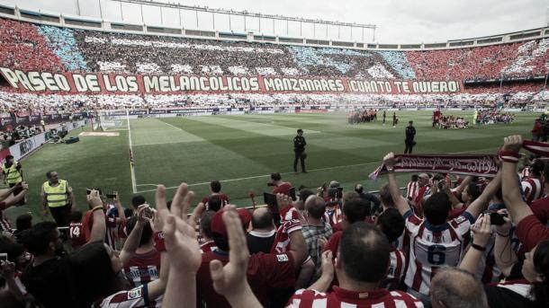 Despedida del Calderón   Getty Images