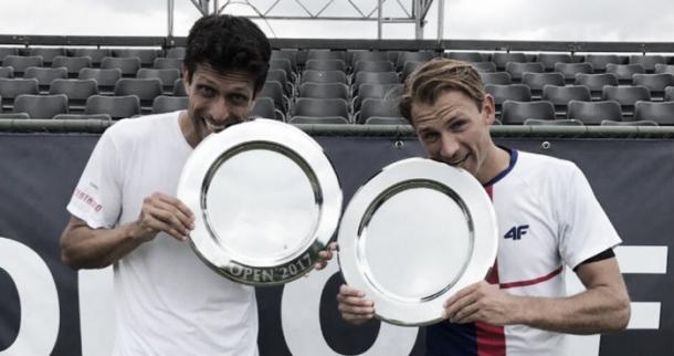 Marcelo Melo é campeão na Holanda em torneio preparatório para Wimbledon/ Foto: ATP/ Divulgação