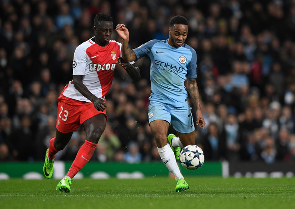 Mendy vs City. Zimbio