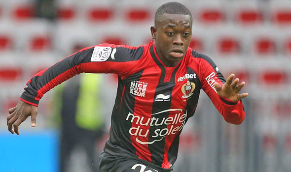 Mendy impressed in Ligue 1 with former side, OGC Nice | Photo: Getty