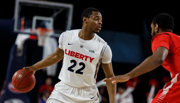 Dawson is one of a number of terrific players on a dangerous Liberty squad/Photo: liberty.edu