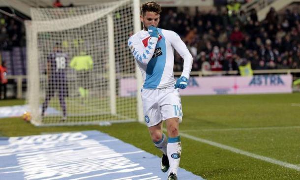 Dries Mertens, sarà ancora al centro dell'attacco stasera - Foto Calciomercato