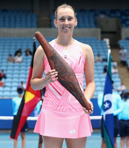 Foto: WTA Español @WTA_Espanol