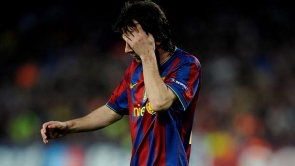 El Barcelona no pudo eliminar al Inter en semifinales de la Champions League la temporada 2009/2010