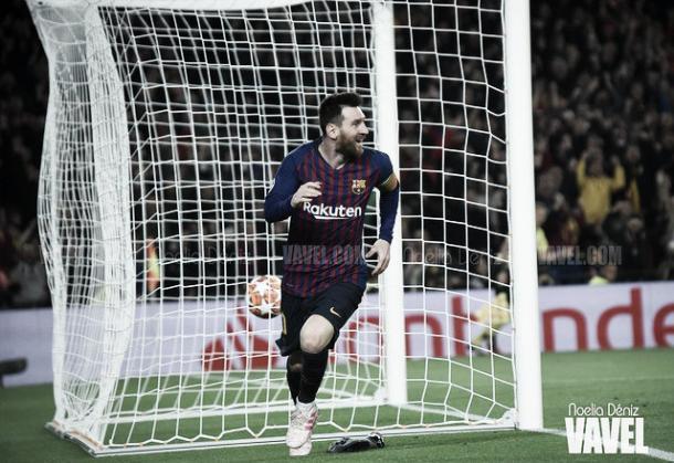 La exhibición ante el Liverpool, clave para el sexto Balón de Oro de Messi. FOTO: Noelia Déniz