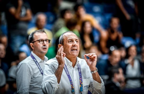 Messina ed i suoi dettami - Foto FIBA