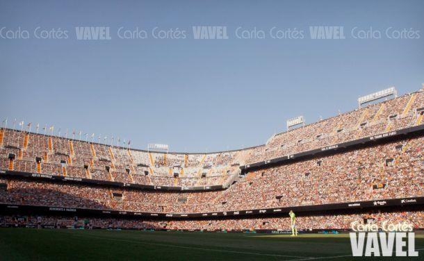 Estadio de Mestalla | Foto: VAVEL
