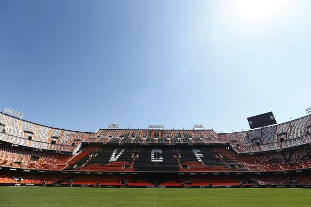 Imagen de Mestalla. / Foto: wikipedia