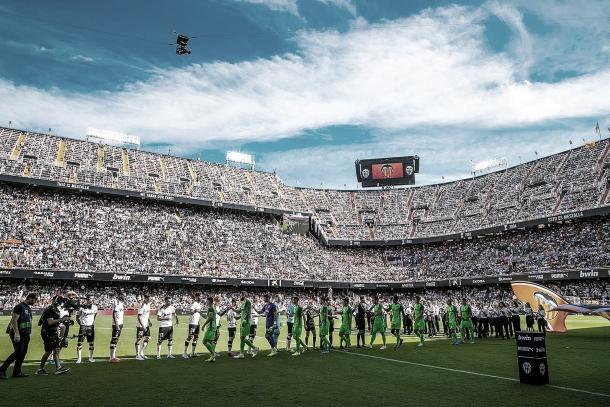 Mestalla./ Foto: Valencia CF