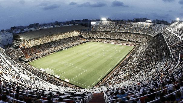 Mestalla./ Foto: UEFA.com
