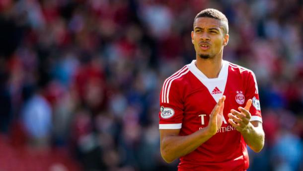 Michael Hector impressed on loan at the North East club, where he made over twenty appearances and even scored in a 4-0 win against Partick Thistle. (Source: SNS Group)