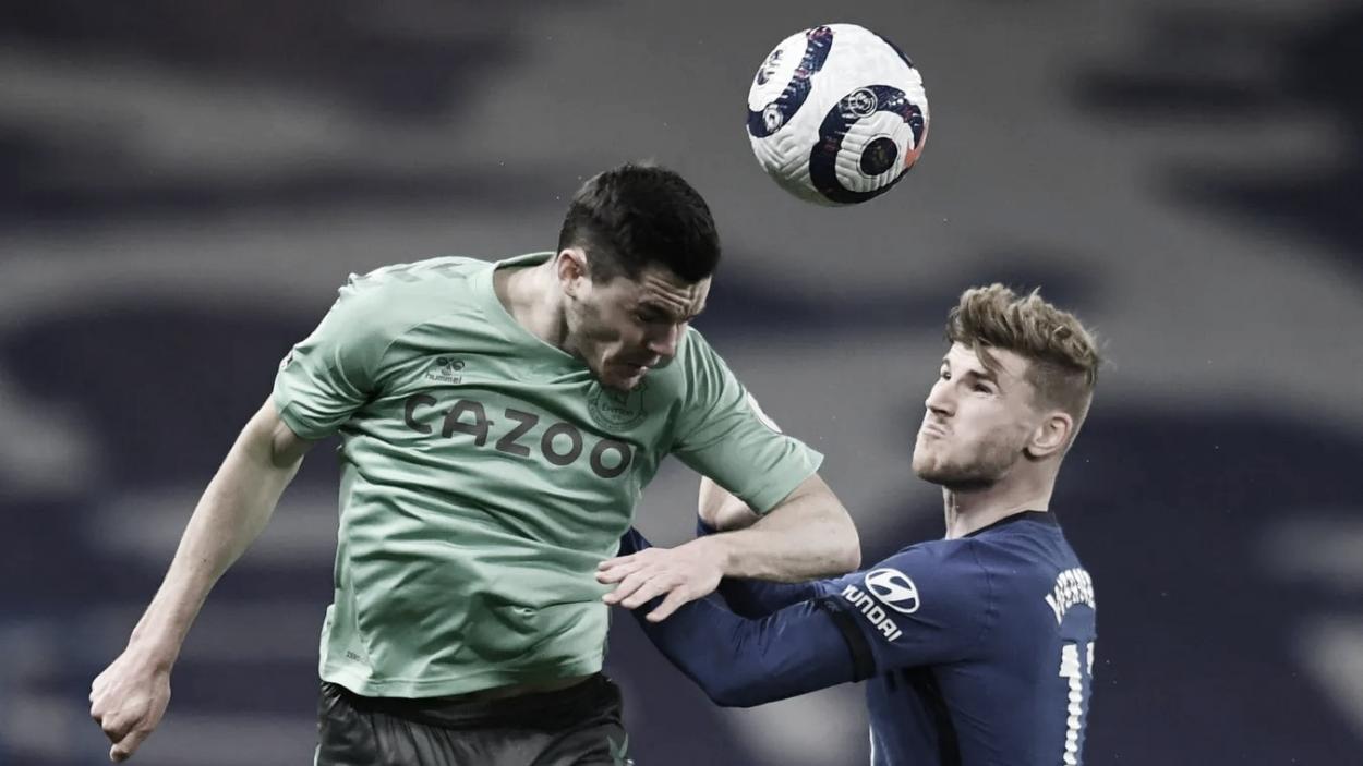 El Everton sufre hasta el final en Stamford Bridge./ Foto: Premier League