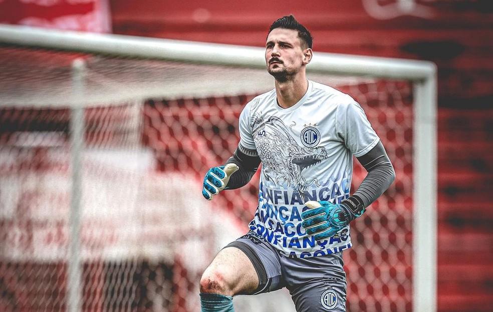 Lucas Almeida/AD Confiança