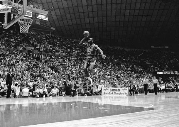 Michael Jordan   Foto: Nba.com