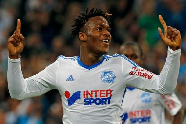 Batshuayi has confirmed that he'll be moving away from Marseille