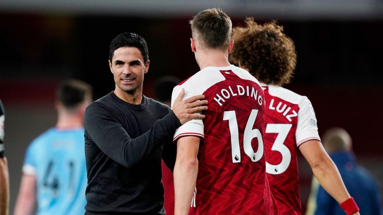 Arteta mejoró el clima en Arsenal pero sufre una racha negativa. / Foto: Premier League