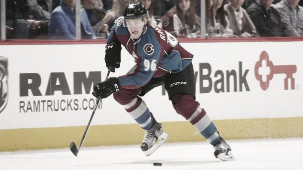 Mikko Rantanen   NHL.com