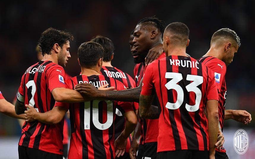 Foto: Site oficial AC Milan