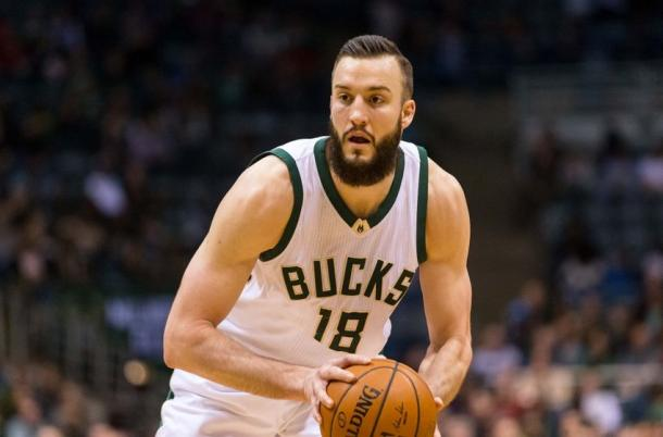 Miles Plumlee will look for a new role with the Charlotte Horents. Photo: Jeff Hanisch-USA TODAY Sports