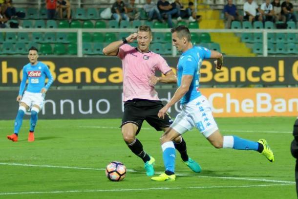 Napoli, Milik perfezionista: niente U21 e vacanze, al top già a Dimaro