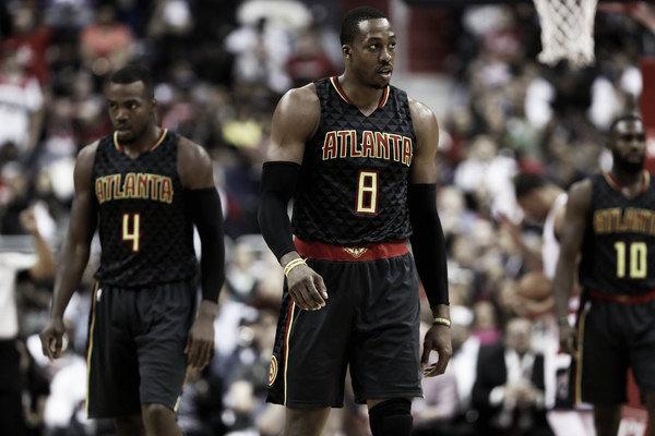 Paul Millsap, Dwight Howard  y Tim Hardaway Jr abandonan los Atlanta Hawks. Fuente: Zimbio.com