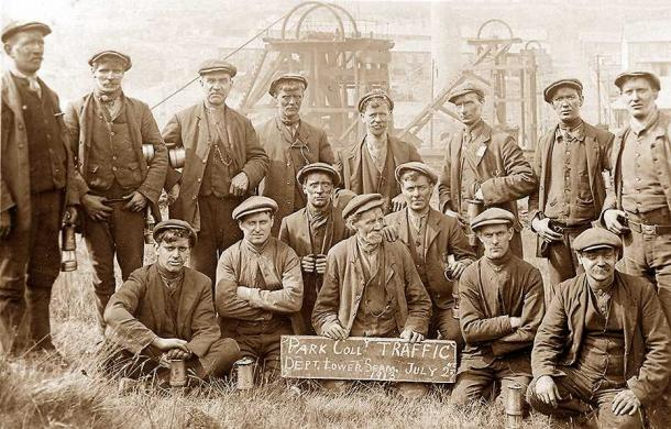 Foto: Black Park Colliery