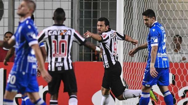 L'Atletico Mineiro è uno spettacolo: strapazzato 4-1 il Godoy Cruz