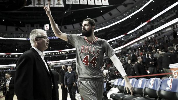 Mioritic may miss significant playing time. Photo: Armando L. Sanchez / Chicago Tribune