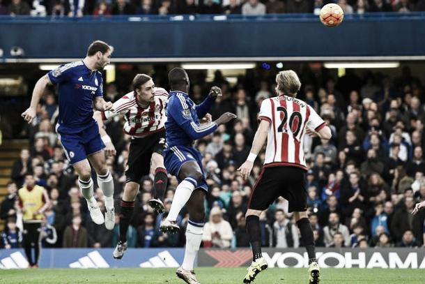 Sunderland were unable to cope with Chelsea under their new management in December, but will things be different this time? (Photo: Mirror)