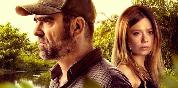 Luis Tosar y Anna Castillo en Adú. Fuente: Telecinco Cinema